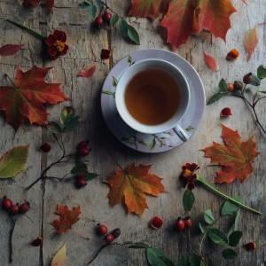 Chá. Aproveite o momento e prepare um chá para você e para quem está ao seu lado.